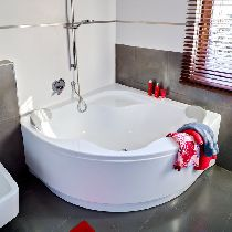 Гидромассажная ванна Ravak Gentiana 140x140