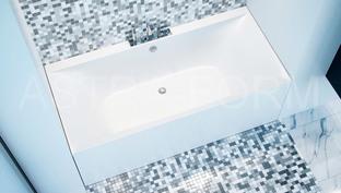 Мраморная ванна Астра-Форм Геркулес 190х90