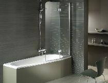 Шторка для ванны Riho Nautic 3000 N500 Universal 1000