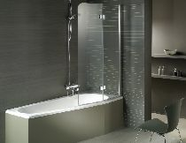 Шторка для ванны Riho Nautic 3000 N500 Geta 160