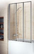 Шторка для ванны Riho  Vz Alta 1400X1000X4Mm, Satin