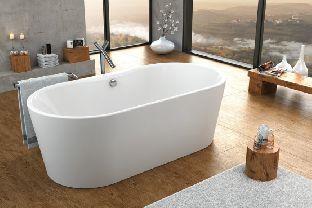 Гидромассажная ванна Kolpa-San Comodo FS цвет 185x90 AIR
