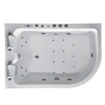 Гидромассажная ванна Grossman GR-18012L 180х120 см