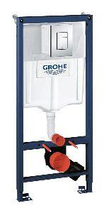 Инсталляция для унитаза Grohe Rapid SL 38772001 (Комплект: инсталляция, кнопка, крепеж)