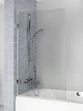 Шторка для ванны Riho Scandic Mistral M107-80 L
