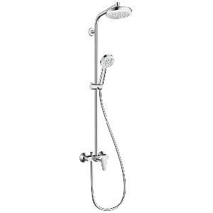 Душевая панель Hansgrohe Crometta 160 1jet Showerpipe 27266400
