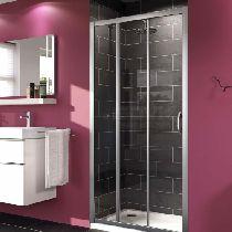 Душевая дверь Huppe X1 1403 90 см