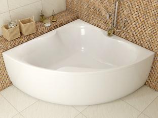 Акриловая ванна Vayer Iryda 150x150