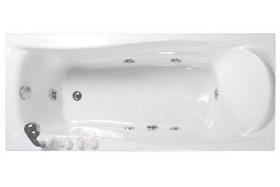 Гидромассажная ванна Vis Vitalis Ischia C (180 x 81 h62/69)