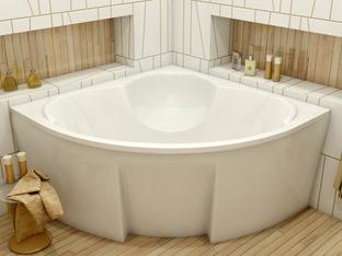 Акриловая ванна Vayer Kaliope 150х150