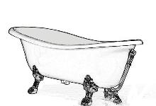 Классические ванны