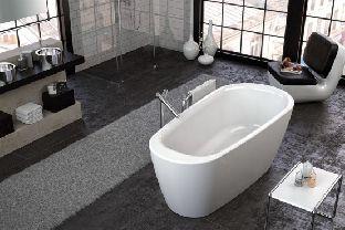 Гидромассажная ванна Kolpa-San Adonis FS WHITE 180x80 AIR