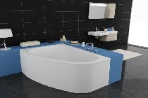 Гидромассажная ванна Kolpa-San Chad 170 x 120 STANDART