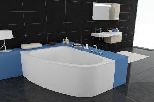 Гидромассажная ванна Kolpa-San Chad 170 x 120 OPTIMA
