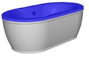 Панель для ванны Kolpa-San Gloriana