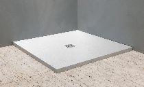 Душевой поддон Kolpa-San Hora stone 90x90 white