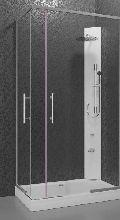 Душевая панель Kolpa-San Minimalist 1F