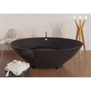 Ванна Kolpa-San TRISTAN FS BLACK 195x115
