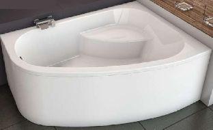 Гидромассажная ванна Kolpa-San Chad S 170x120 LUXUS