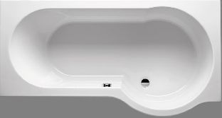 Гидромассажная ванна Riho Dorado 170 x 75(90) x 47,5