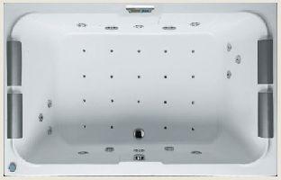 Гидромассажная ванна Riho Laura 180x115x47,5