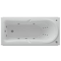 Гидромассажная ванна Акватек Леда 170х80