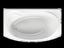 Гидромассажная ванна Bas Либера 170х100