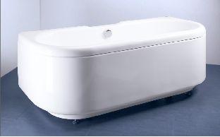 Мраморная ванна Vispool LONDRA