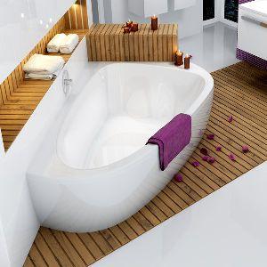 Акриловая ванна Ravak Love Story II 196 x 113,5