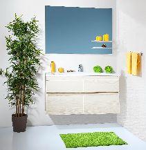 Комплект мебели Бриклаер Мадрид 110 Светлая лиственница