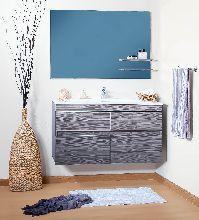 Комплект мебели Бриклаер Мадрид 110 Серая лиственница