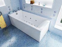 Мраморная ванна Астра-Форм Магнум 180х80