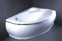 Мраморная ванна Vispool MAREA