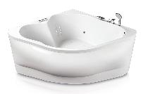 Гидромассажная ванна Aquatika МАТРИЦА 155x155
