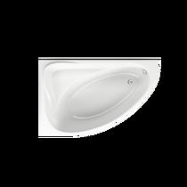 Гидромассажная ванна Bas Милан 170х110 R