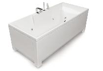 Гидромассажная ванна Aquatika МИНИМА 180x80