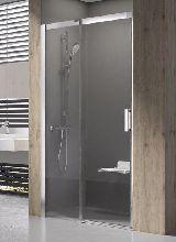 Душевая дверь Ravak Matrix MSD2 100 см прозрачное белый