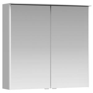 Зеркальный шкаф Aqwella Neringa 80 см NER0408