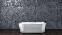 Акриловая ванна NT Bathroom NT07 Lago Maggiore
