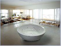 Мраморная ванна Астра-Форм Олимп D180