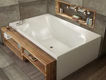 Гидромассажная ванна Vayer Ontario 190x125