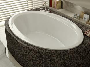Акриловая ванна Vayer Opal 180x120