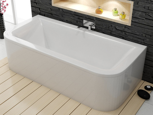 Гидромассажная ванна Vayer Options BTW 180x85