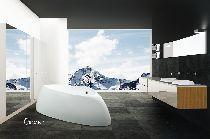 Акриловая ванна PAA ORGANIC (Gelcoat)