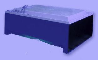 Панель торцевая для ванны Aquatika ГИДРА LR
