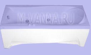 Панель фронтальная для ванны Vis Vitalis Ischia A\B\C