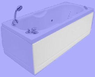 Панель фронтальная для ванны Aquatika ЛИРА