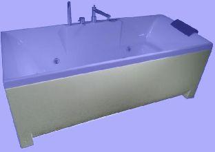 Панель фронтальная для ванны Aquatika МИНИМА