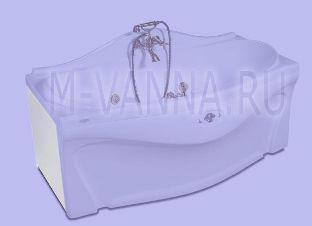 Панель боковая для ванны Doctor Jet Patrizia A, Patrizia B