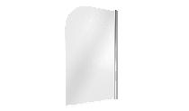 Шторка для ванны Good Door Screen H-80-C-CH 80х140 см